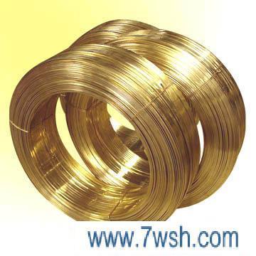H62環保黃銅線 5