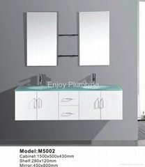 实木/MDF/PVC浴室柜