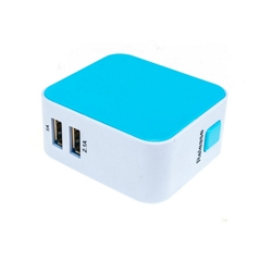 3.1A  Dual USB Charger,All in One Plugs