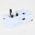 多功能旅行转换插座USB2.1A手机锂电池充电座充 2