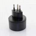 Schuko to Swiss Plug Adapter
