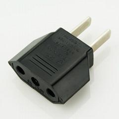 EU converter US kit travel plug