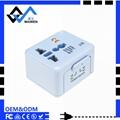 Muti-function Mini World Travel Adapter 3