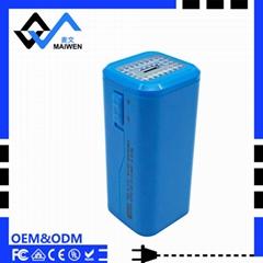 4節5號電池型應急移動電源