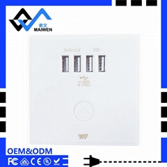 switch wall socket with