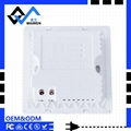 switch wall socket with 4 usb port type Maiwen -86 2