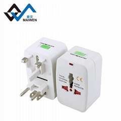 New fashion good quality universal travel adapter for phone charger
