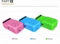 多功能旅行轉換插座USB2.1A手機鋰電池充電座充 12