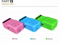 多功能旅行转换插座USB2.1A手机锂电池充电座充 12