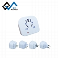 Good quality power travel adapter with