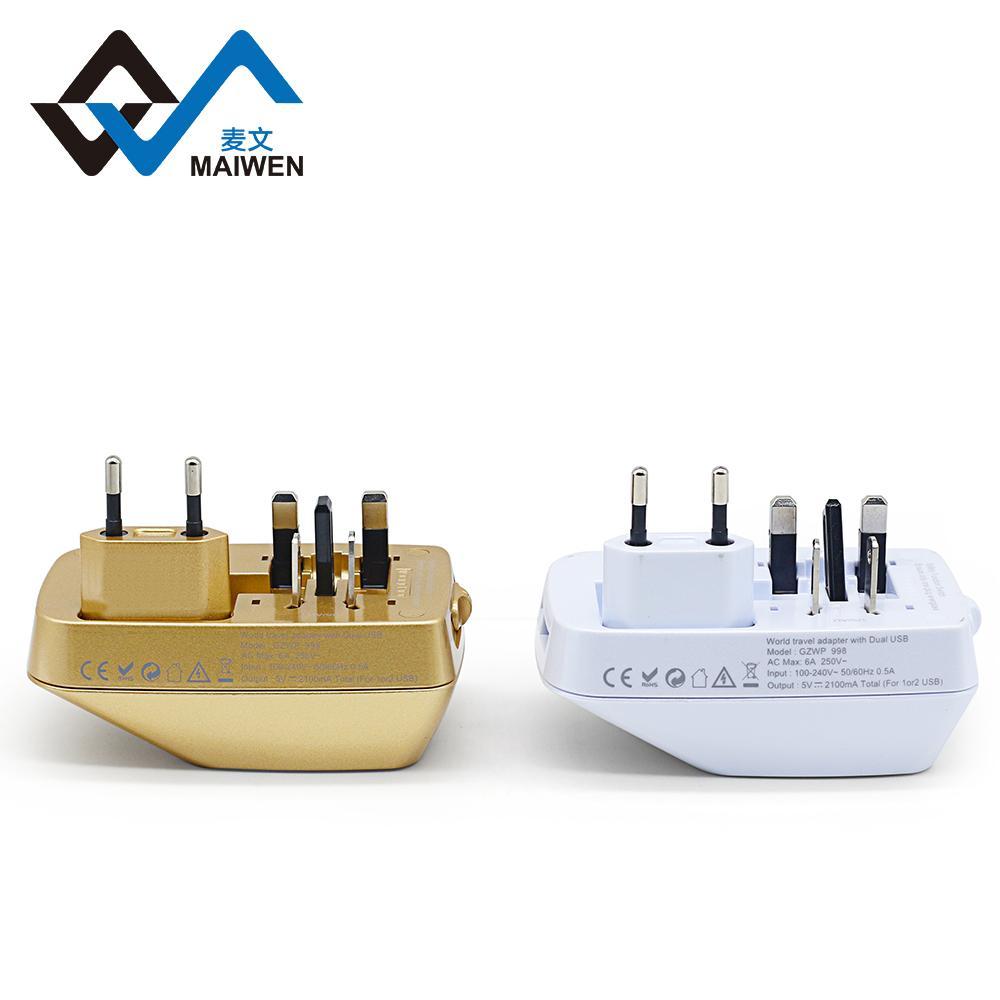 多国转换插座插头 新款时尚车型插座 热销单品 2
