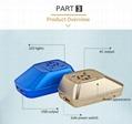 多国转换插座插头 新款时尚车型插座 热销单品 9