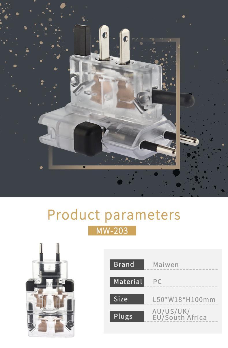 Mini World Travel Adapter 7