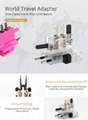 Mini World Travel Adapter 6