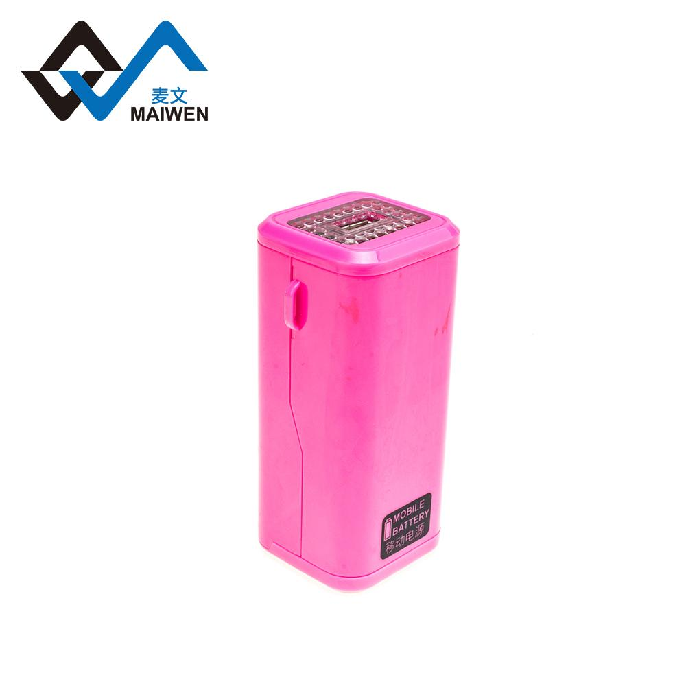 4pcs AA battery power bank 2