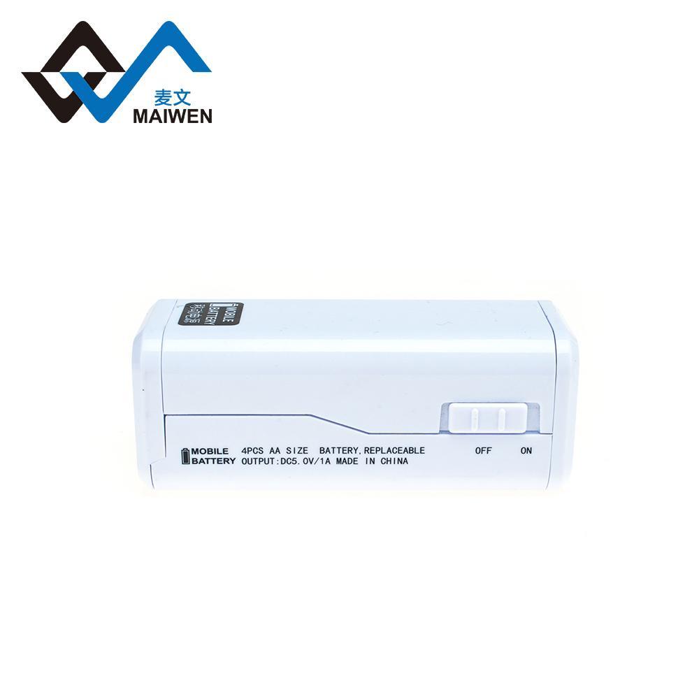 4节5号电池型应急移动电源 9