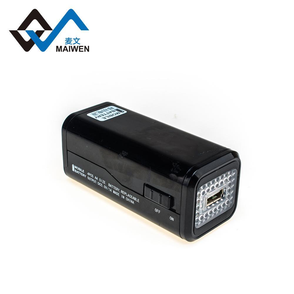 4节5号电池型应急移动电源 10