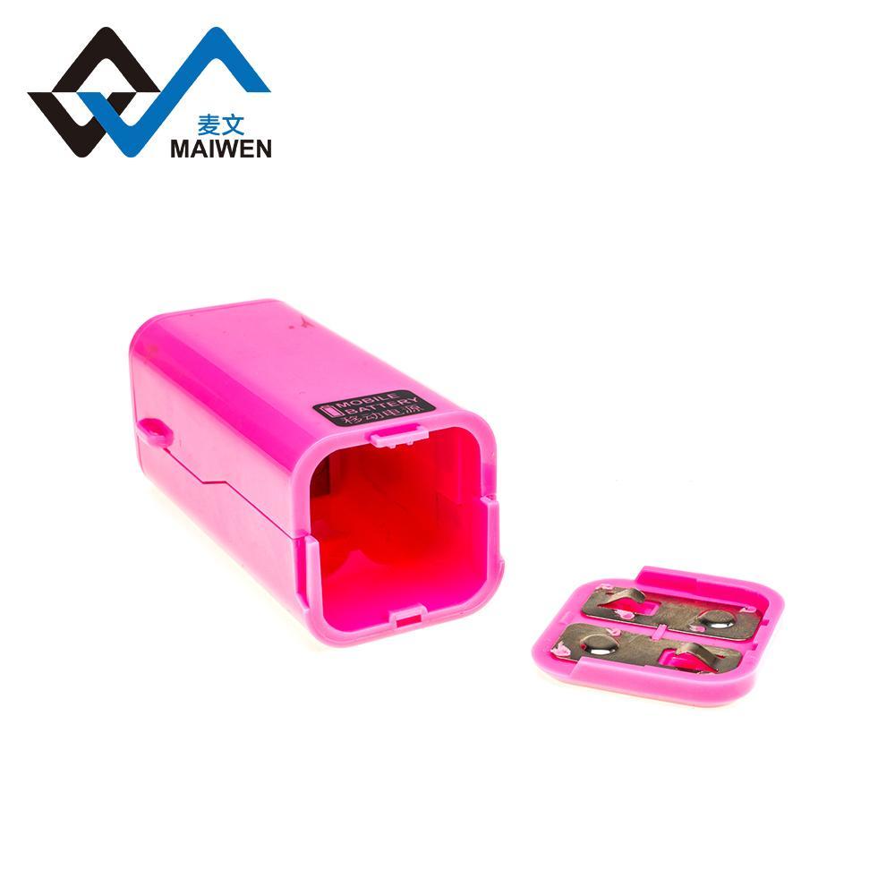 4节5号电池型应急移动电源 12