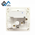Dual usb south africa type switch wall socket 2