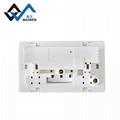 Dual usb charger ports UK wall socket 5