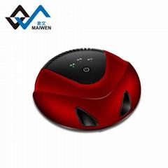 Anion aromatherapy car air purifier