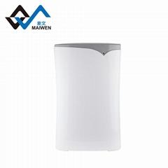 3重滤网高效空气净化器带紫外杀菌功能