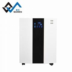 新款家用复合滤网空气净化器 除烟除尘空气净化器