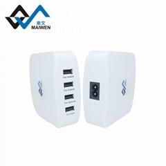 USB轉換插座 4USB插口8