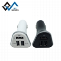 5.2A Car Charger with Intelligent