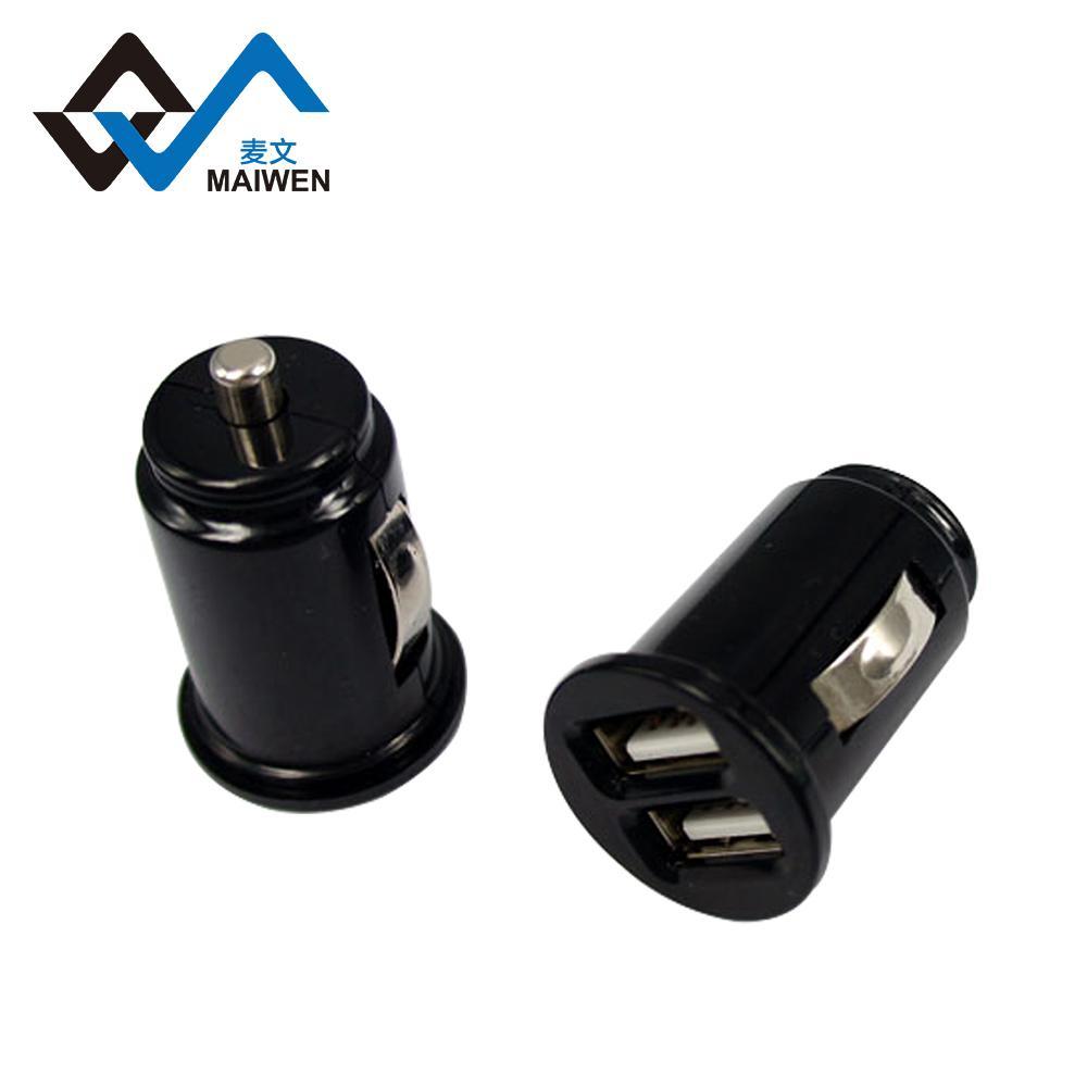 迷你USB车充 2