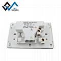 AU plug switch socket with dual usb port 2.1A 2