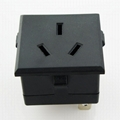 AU plug industry warehouse wall switch