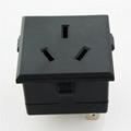 AU plug industry warehouse wall switch socket 1