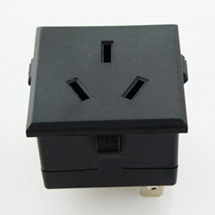 AU plug industry warehouse wall switch socket