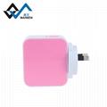 全球通USB充电器4个USB2.1A 9