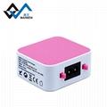 全球通USB充电器4个USB2.1A 10