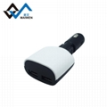 3.4A Car Charger with LED Light 3