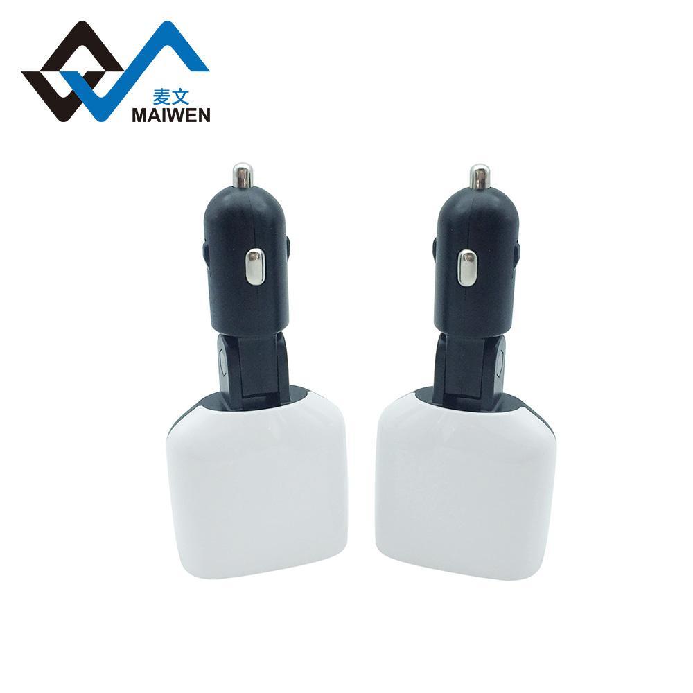 带LED电压显示车载充电器MV-R11 6