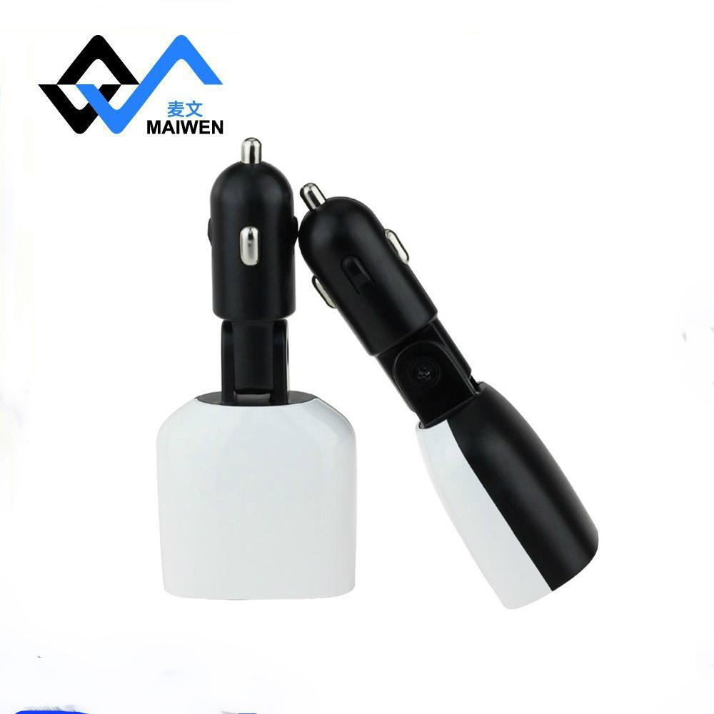 3.4A Car Charger with LED Light 1