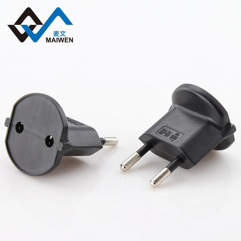 欧洲转换插头连接器 1