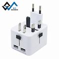 英国香港转换器插头转换器双USB充电器 4