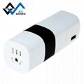 multi-function multinational USB travel adapter 2