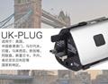 带USB转换插头 多功能旅游转换插头插座 7