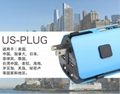 带USB转换插头 多功能旅游转换插头插座 10