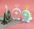 天线宝宝usb风扇手持 可折叠 便携式口袋卡通桌面办公礼品 11