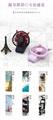 韩国风 USB迷你折叠风扇 270度 小恶魔可充电 4