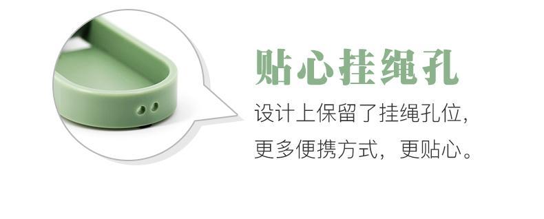 韩国风 USB迷你折叠风扇 270度 小恶魔可充电 9