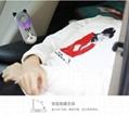 夜灯超薄小风扇便携式 USB充电 背隐藏支架 日式可爱治愈多挡风 6