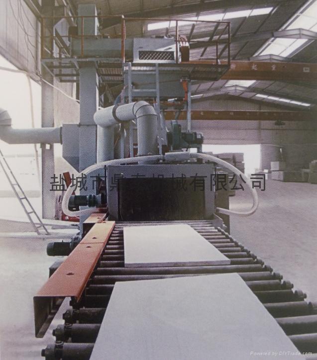 DFDT石材抛丸机 4