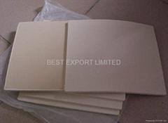 Pre-inked stamp foam